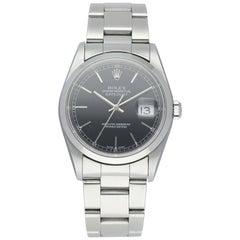 Rolex Datejust 16200 Men's Watch Box Papers