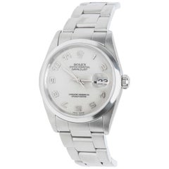 Rolex Datejust 16200 Men's Watch in Stainless Steel