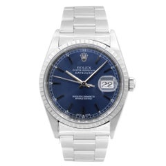 Rolex Datejust 16220, Case, Certified and Warranty
