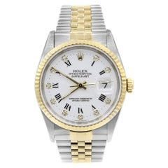 Rolex Datejust 16233, Case, Certified and Warranty