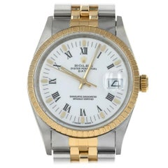 Rolex Datejust 16234, Case, Certified and Warranty
