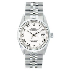 Rolex Datejust 16234, Certified and Warranty