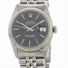 Rolex Datejust 16234 with Band and Missing Dial Certified Pre-Owned