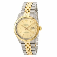 Rolex Datejust 162354, Champagne Dial Certified Authentic