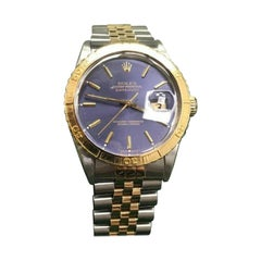 Rolex Datejust 16253, Certified and Warranty