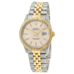 Rolex Datejust 16263, Certified and Warranty