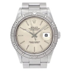 Rolex Datejust 16264, Certified and Warranty
