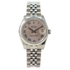 Rolex Datejust 178240 with Band and Pink Dial