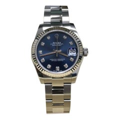 Rolex Datejust 178274, Certified and Warranty