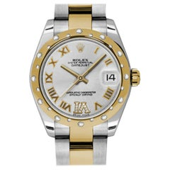 Rolex Datejust 178343, Case, Certified and Warranty