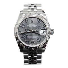 Rolex Datejust 178344, Certified and Warranty