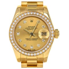 Rolex Datejust 179138, Case, Certified and Warranty