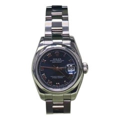 Rolex Datejust 179160, Silver Dial, Certified and Warranty