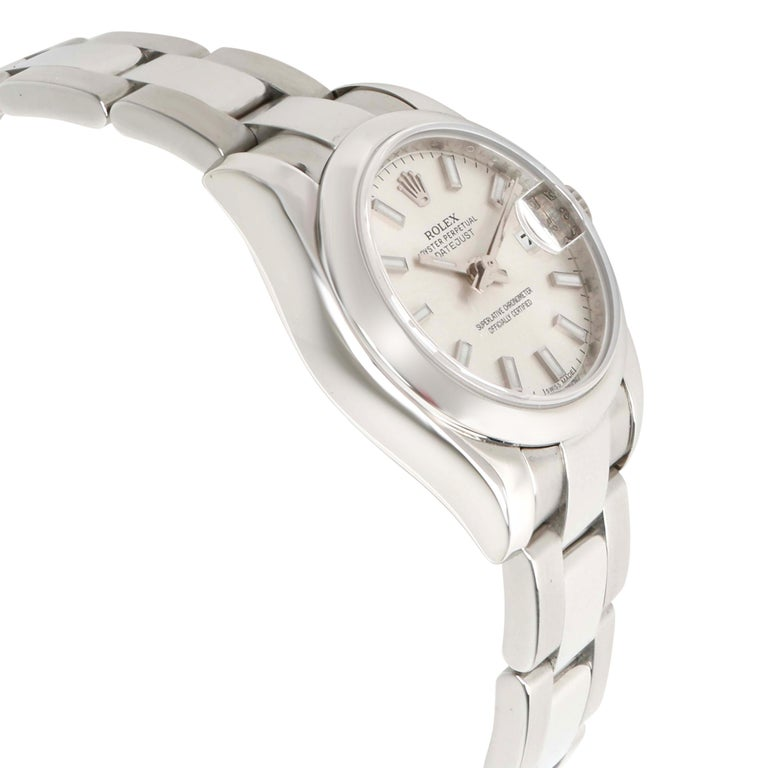 Rolex Datejust 179160 Women's Watch in Stainless Steel For Sale 1