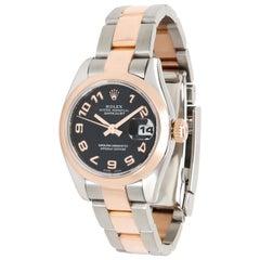Rolex Datejust 179161 Women's Watch in 18 Karat Stainless Steel/Rose Gold