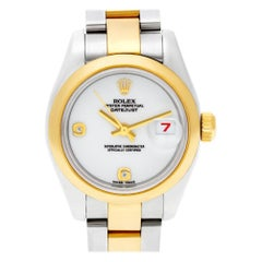 Rolex Datejust 179163, Certified and Warranty