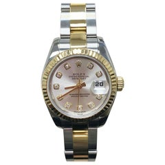 Rolex Datejust 179173, Certified and Warranty