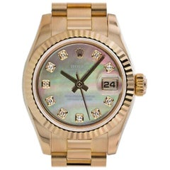 Rolex Datejust 179175, Case, Certified and Warranty