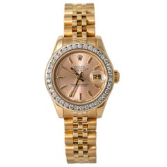 Rolex Datejust 179178, Beige Dial, Certified and Warranty