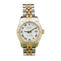Rolex Datejust 179313, Silver Dial, Certified and Warranty