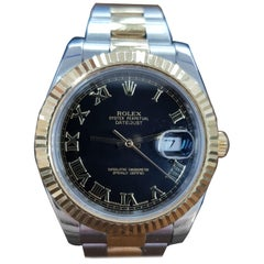Rolex Datejust 2, Bi-Metal, Model Number 116333, Registered 2011