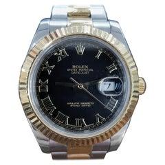Rolex Datejust 2, Bi-Metal, Model Number 116333, Registered 2011