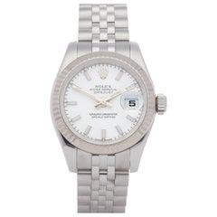 Rolex Datejust 26 179174 Ladies Stainless Steel Watch