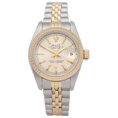 Rolex Datejust 26 69173 Ladies Yellow Gold & Stainless Steel 0 Watch