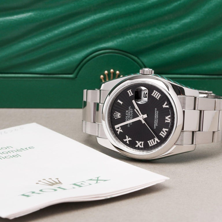 Rolex Datejust 26 69278 Ladies Yellow Gold Watch For Sale 5