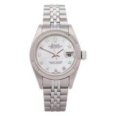 Rolex Datejust 26 79174NR Ladies Stainless Steel Watch