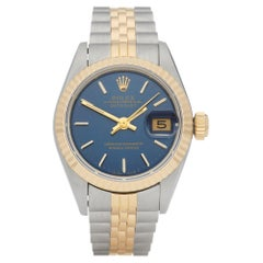 Rolex Datejust 26 Stainless Steel and Yellow Gold 69173