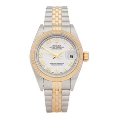 Rolex Datejust 26 Stainless Steel and Yellow Gold 79173