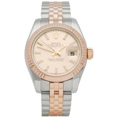 Rolex Datejust 26 Steel and Rose Gold 179171