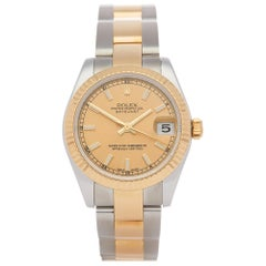 Rolex Datejust 31 178273 Ladies Stainless Steel and Yellow Gold 0 Watch