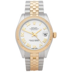 Rolex Datejust 31 178273 Ladies Stainless Steel and Yellow Gold Watch