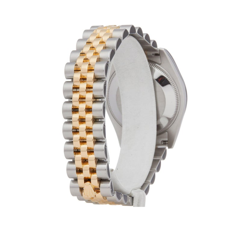 Rolex Datejust 31 178273 Ladies Stainless Steel and Yellow Gold Watch For Sale 1