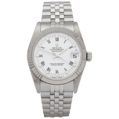 Rolex Datejust 31 68274 Ladies Stainless Steel and White Gold Watch
