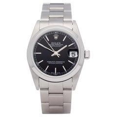 Rolex Datejust 31 78240 Ladies Stainless Steel Watch