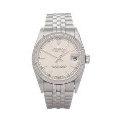 Rolex Datejust 31 78274 Ladies Stainless Steel Watch