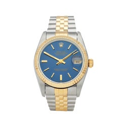 Rolex DateJust 31 Stainless Steel and Yellow Gold 68273