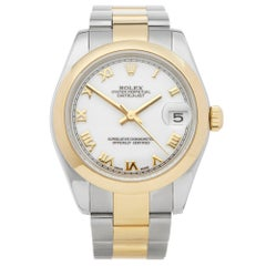 Rolex Datejust 31 Steel and Yellow Gold 178243