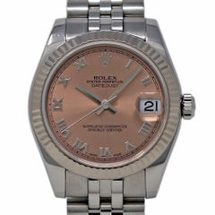 Rolex Datejust 178274 White Gold Stainless Steel Box/Paper/2 Year Warranty