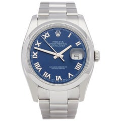 Rolex Datejust 36 116200 Men Stainless Steel Watch