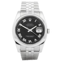 Rolex Datejust 36 116200 Men's Stainless Steel Watch
