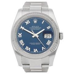 Rolex Datejust 36 116234 Men's Stainless Steel Watch