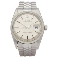 Rolex Datejust 36 1601 Men's Stainless Steel Watch