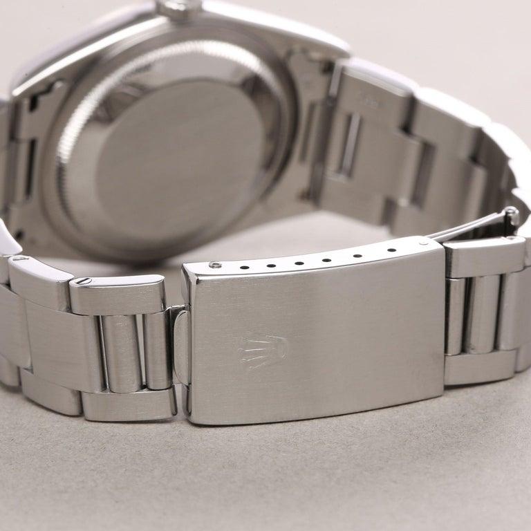 Rolex Datejust 36 16200 Men Stainless Steel 0 Watch For Sale 3