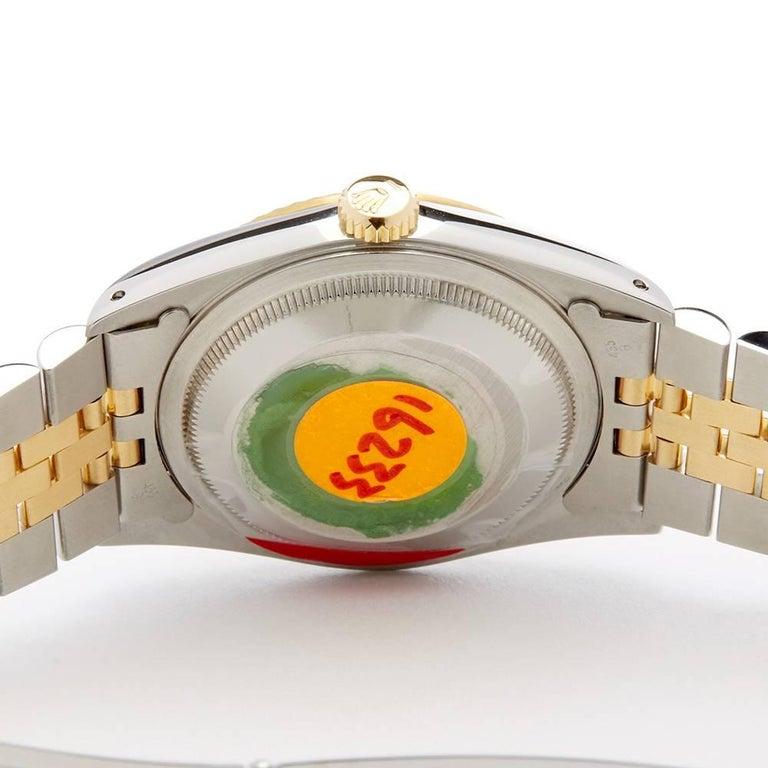 Rolex Datejust 36 16233 3