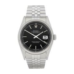 Rolex Datejust 36 Stainless Steel 16234