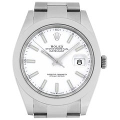 Rolex Datejust 41 126300 Stainless Steel Auto Watch